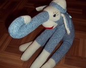 Rockford Red Heel Sock Elephant
