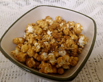 Maple Popcorn / Sweet treat / Vermont maple syrup