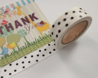 Dots Washi Tape (10M)