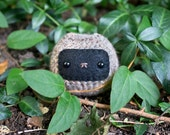 Pug Chuppy - Stuffed Animal - Crochet Amigurumi