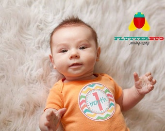 Monthly Baby Stickers Baby Month Stickers, Monthly Bodysuit Sticker, Monthly Growth Stickers Neutral (Circus)
