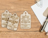 Hipster Vintage Tag - 50 qty