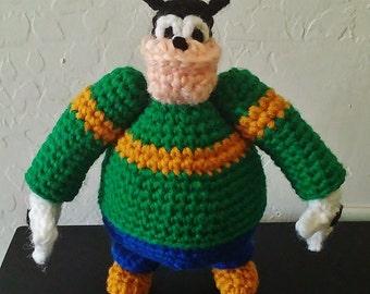 PATTERN - Crochet Pete Doll