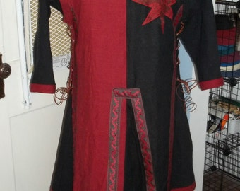 Custom Linen Surcoat