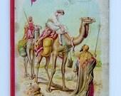 Edwardian Illustrated Childs Hardback Book Bible Treasures by SW Partridge Vintage Bible Antique Bible Vintage Prayer Vintage Bible Stories