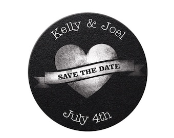 Save the Date, Wedding Announcement, Getting married, Wedding Save the Date, Magnet, Save the Date Magnet, Custom, Personalized (3785)