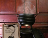 Money Simmering Spell Pot Kit ONLY: spells, spellwork, apothecary, witchery, kit, magick, cauldron, ritual, altar, luck, herbs, organic