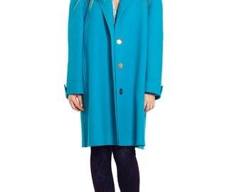 Sixties raglan coat // 60s // L size
