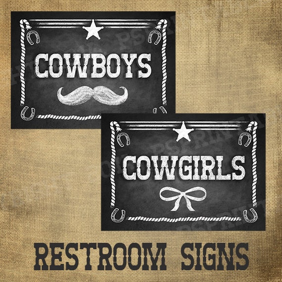 Printed Cowboy & Cowgirl Signs For Your Wedding Or Western. Oval Stickers. Hooey Stickers. Wearable Technology Banners. Elmo Banners. Feature Banners. Rise Logo. Patho Signs. Dented Signs Of Stroke