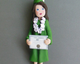 Graduation Ornament Custom