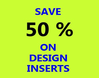 Compared to MAGNABILITIES brand, SAVE 50% - U Choose Any FOUR Clique Design Magnetic Inserts (Button Magnets) For 11.95