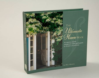 Ultimate Home Book: An Organizer for Everything about your Home