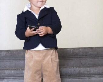 Boys blazer Toddler boys jacket Nay blue jacket Boys clothes Kids clothes