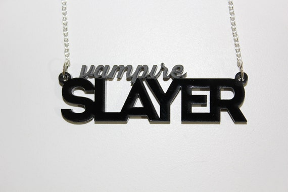 Slayer Necklace