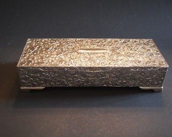 Godinger Silver Plated Jewelry Box