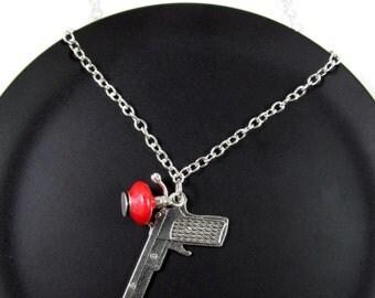Mary Morstan Necklace / BBC Sherlock Jewelry