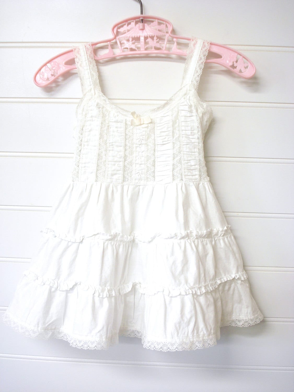 Vintage Baby Clothes Baby Girl Sun Dress Baby by