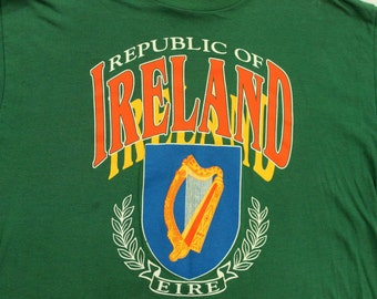 Ireland 1980s T-Shirt XL