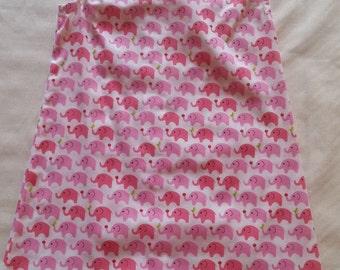 Elephant Shift Dress - Size 3