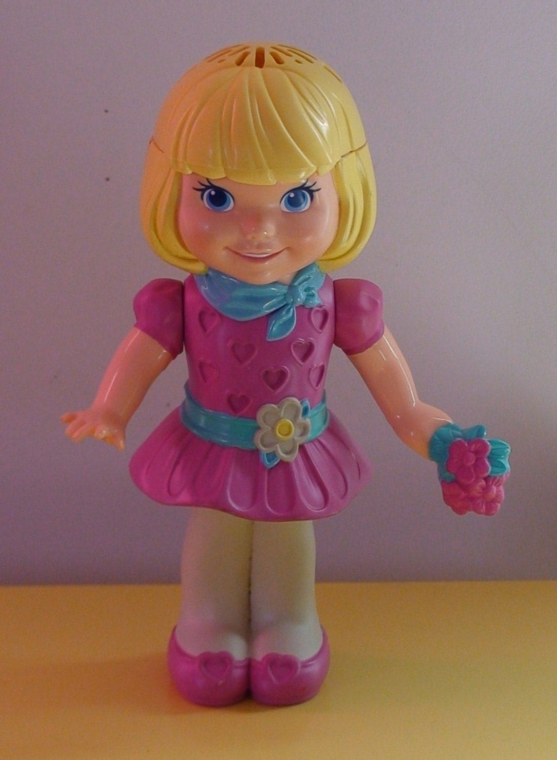 Vintage Hair Do Dolly Play Doh Doll Kenner 1991