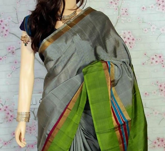 https://www.etsy.com/in-en/listing/204553474/uppada-gray-color-plain-silk-saree-with
