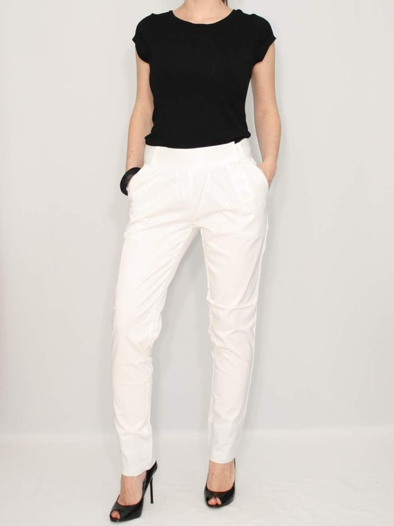 Amazing LadiesWomensPlusSizePrintedElasticatedWaistLooseFittingPants