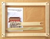 Frame Loom Weaving Kit SPECIAL PRICE