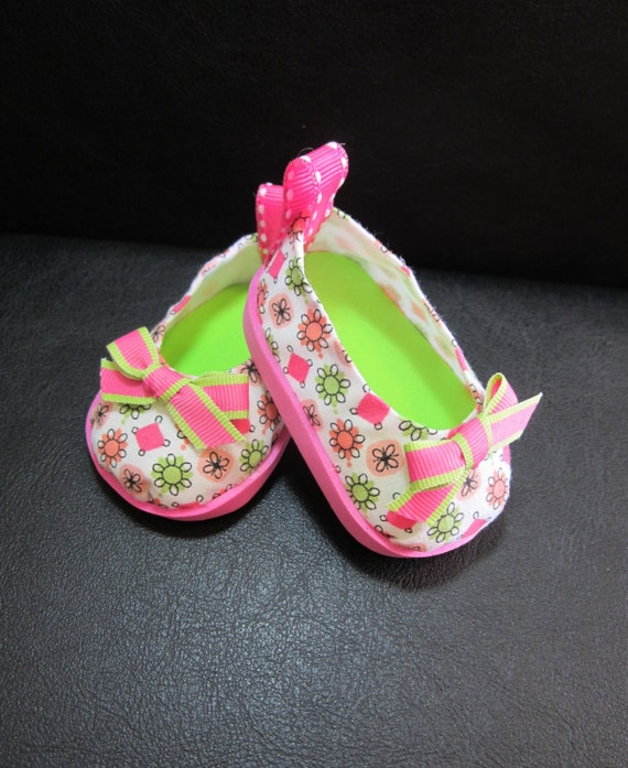 How To Make Your Own American Girl Doll Shoes