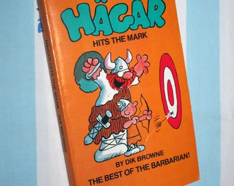 Hagar Hits The Mark, 1977 Book