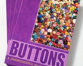 Buttons:  A Passementerie Workshop Manual (Book)