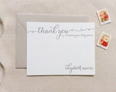 Letterpress Business Note Cards, Logo cards, Thank you, Custom, Customer Service, Letterhead, Business Stationery, Small Business