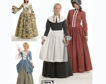 One Pattern to Rule Them All: A Civil War Era Dress Made from