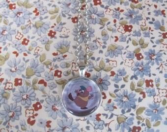 Gus Gus Cinderella necklace