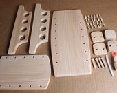 Handcrafted Wooden Ferry Boat Kit 118K