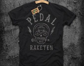 Pedal Rockets T-Shirt black