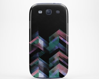 Geometric samsung case Chevron samsung galaxy s5 case Art samsung galaxy s3 case Chevron samsung s4 case Black samsung s4 case, modern chic