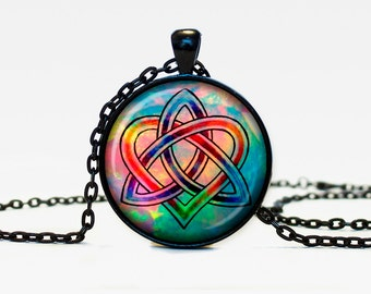 Celtic Knot necklace Celtic Knot pendant Celtic Knot jewelry