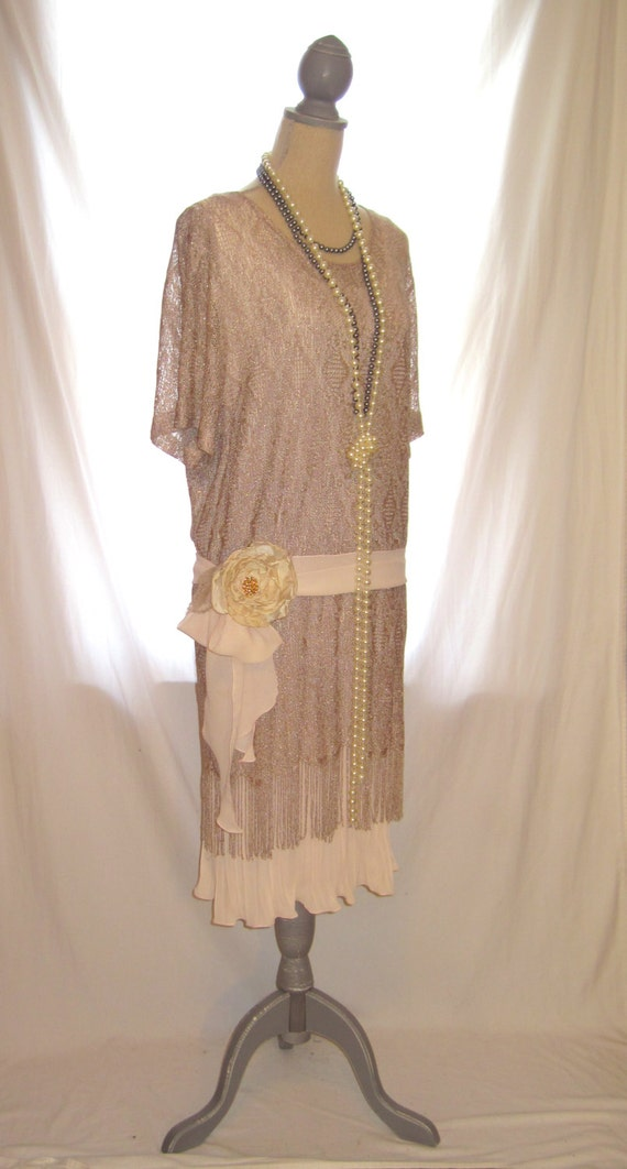 Plus size the great gatsby dress for women plus size 1920s style