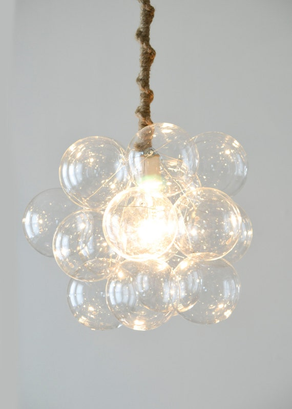 The Eighteen Bubble Chandelier as seen in Consumer Reports
