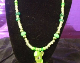 Apple Fritter Necklace