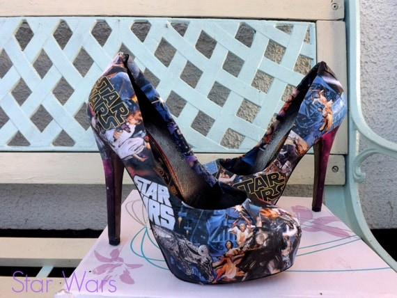 Completely Customisable High Heels