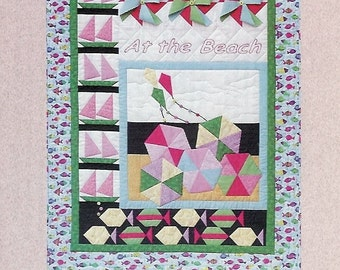 At the Beach Quilt Pattern