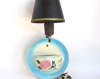 1940s Style Kitchen Wall Hanging Lamp