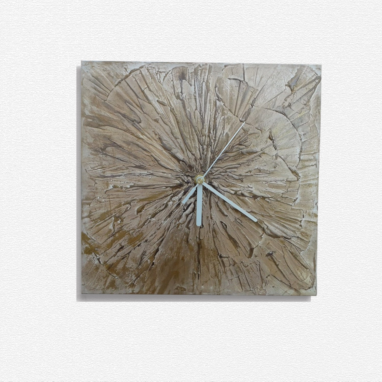 Unique Modern Abstract Design Wall Clock Art Design By
