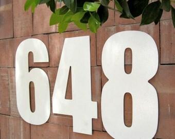 "Big House Numbers (11"")"