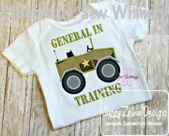 Military Jeep Appliqué embroidery Design - military Appliqué Design - jeep Appliqué Design - boy Appliqué Design - army Applique Design