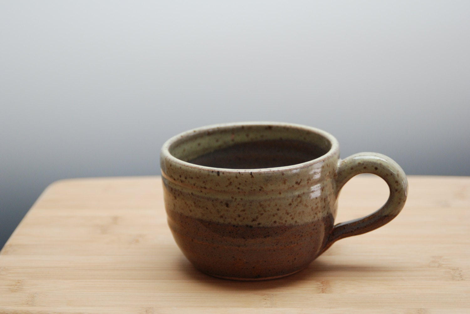Soup Mug Large Handmade Pottery Cup By Soulvesseldesigns
