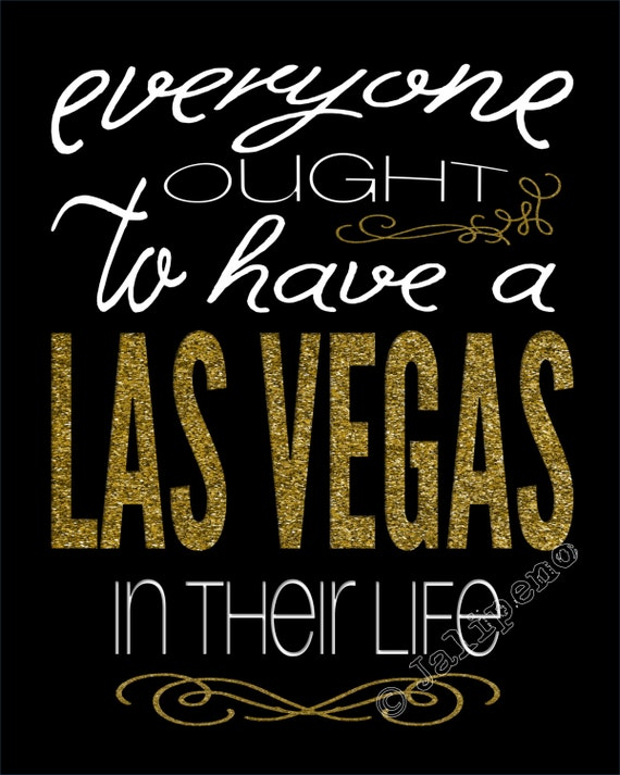 Quotes About Vegas