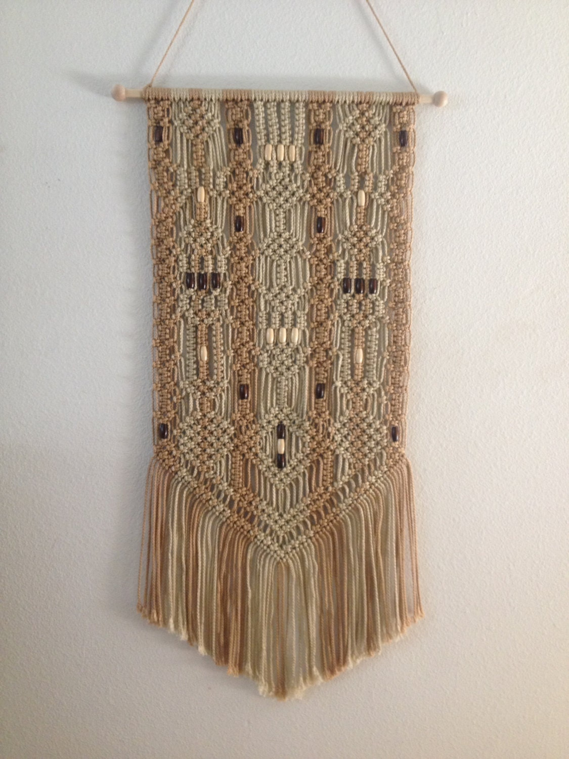 Macrame Wall Hanging Macrame Home Decor