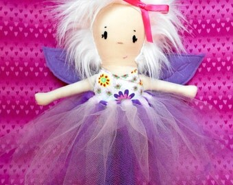 Doll Pattern - Pippa Pixie Doll PDF Sewing Pattern